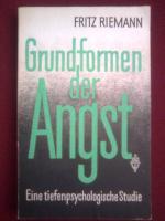 Fritz Riemann Grundformen der Angst