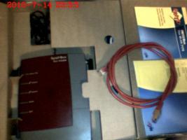 Foto 3 Fritz!Box Fon WLAN 7170 ISDN / DSL Firewall Router TK-Anlage