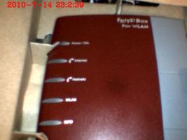 Foto 5 Fritz!Box Fon WLAN 7170 ISDN / DSL Firewall Router TK-Anlage