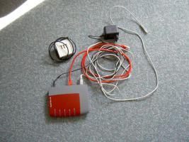 Foto 2 Fritz!Box SL DSL Modem Router - Serien-Nr: 2000 1654