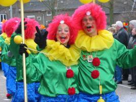 Fr�hliche Clowns Sets