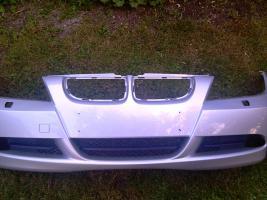 Frontschürze m. SRA für BMW E90 in Titansilber Metallic