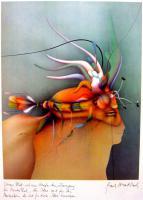 ''Frühling'' von Paul Wunderlich