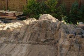 Foto 2 Füllboden Bodenaushub Füllmaterial Berlin Rosenthal zu verschenken