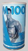 Für den Knorpelaufbau: M100 + Gelenkschmiere