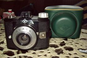 Für Liebhaber und Sammler: Fotokamera Agfo Clack