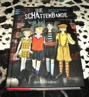 """Für junge und junggebliebene Leseratten: """"Die Schattenbande legt los"""""""