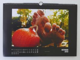 Foto 4 Füße 2013 - Die Schönheit weiblicher Füße. Monat für Monat.