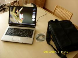 Foto 7 Fujitsu Amilo M1450G Vista Viel Software kpl.Inst. 1aZust. ideal auch f.Studenten