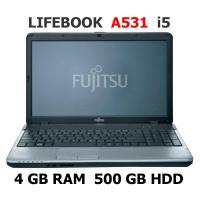 Fujitsu LIFEBOOK Serie A531 i5 4 GB RAM, 500 GB HDD (Neu & Original Verpackt)