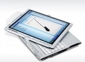 Fujitsu LIFEBOOK T4220 Gebrauchte IT-Geräte B-Ware Posten