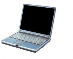 Fujitsu Siemens Lifebook E-4010 Centrino Notebook