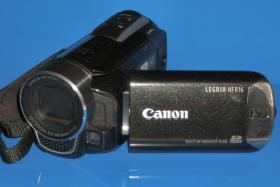 Foto 3 Full HD Camcorder Canon Legria HF R16