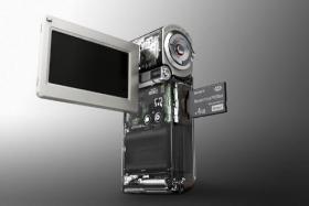 Foto 7 Full HD Camcorder - Sony HDR TG3E - Titan Geh�use - neuw. Zustand