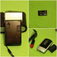 Foto 8 Full HD Camcorder - Sony HDR TG3E - Titan Geh�use - neuw. Zustand
