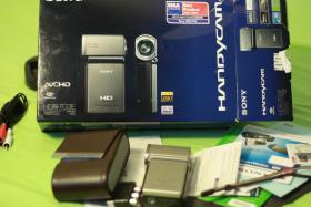 Foto 9 Full HD Camcorder - Sony HDR TG3E - Titan Geh�use - neuw. Zustand