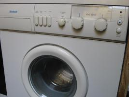funktionst chtige waschmaschine constructa viva 1000 an. Black Bedroom Furniture Sets. Home Design Ideas