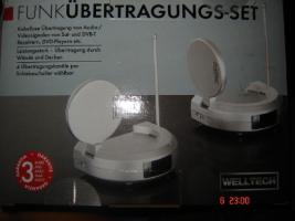 Funkübertragungs-set