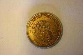 Foto 2 Fußball WM 2006 - Münzen Fast verschenkt !! ab 6 EUR + Porto