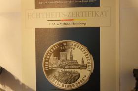 Foto 8 Fußball WM 2006 - Münzen Fast verschenkt !! ab 6 EUR + Porto