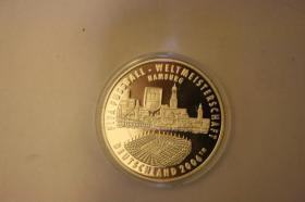 Foto 8 Fußball WM 2006 -Silbermünzen -ab 8 EUR