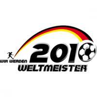 Fussball WM2010 Fanartikel