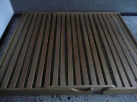 Futonbett- Holzgestell