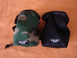 Futterbeutel, Taschen f. IDC Geschirre ab Gr. 1, Logos,