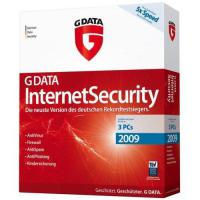 GDATA InternetSecurity 2009 3User