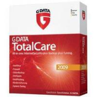 GDATA TotalCare 2009 3 PCs