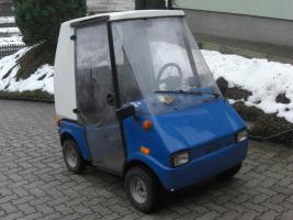 GRAF CARELLO DUETT (Zweisitzer 24V)