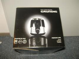 Foto 2 !! GRUNDIG !! Toaster NEU
