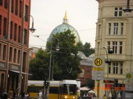 Foto 29 GRUPPENUNTERKUNFT BERLIN FERIENWOHNUNG ZENTRAL MITTE BODEMUSSEUM ZENTRUM MUSEUMSINSEL HACKESCHE HOEFE MARKT UNTERKUNFT