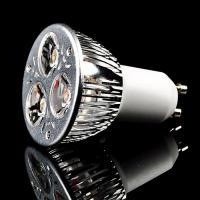 GU10 LED Spot Strahler 3x2W