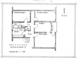 G�rtringen: 3-4 Zimmer Wohnung in guter Lage