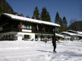 Foto 3 Gästehaus mit 3 und 4 Sterne Fewos und Zimmer an der Gondelbahn beim Skigebiet Winklmoosalm/Steinplatte