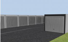 Foto 3 Garage, Kleinlager, Einstellfläche, Einstellplatz, Einzelgarage