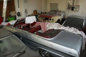 Garagenauflösung totalliquidation altershalber
