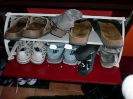 Foto 2 Garderobe, Schuhschrank und Spiegel