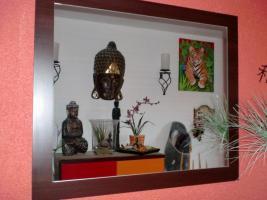 Foto 3 Garderobe, Schuhschrank und Spiegel