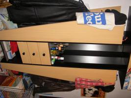 Garderobeschrank fast neuwertig gut erhalten, Schlafzimmerspiegelschrank