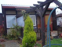 Garten 5 Km vor Warnemünde ideal zur Wochenenderholung