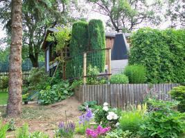 Foto 4 Garten 860qm Eigent. mit Bungalow 40qm