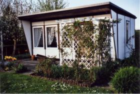 Foto 2 Garten mit Bungalow in Leipzig-Taucha zu verkaufen