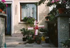Foto 7 Garten mit Bungalow zu verkaufen
