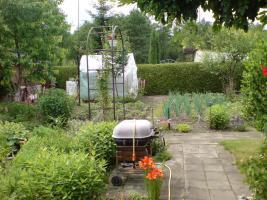 Garten in Eberswalde zu verkaufen