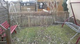 Garten in Heidenau