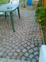 Foto 2 Garten mit Holzhaus Wochenendhaus in Schrebergartenanlage