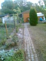 Foto 5 Garten mit Holzhaus Wochenendhaus in Schrebergartenanlage