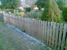 Foto 7 Garten mit Holzhaus Wochenendhaus in Schrebergartenanlage